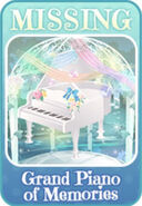 (Characters) Sing! Sing! Sing! - Grand Piano of Memories