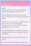 (What's New) Top Brand Bonus in FASHION LABO