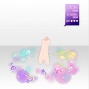 (Avatar Decor) Retro Planet Pixel Memories ver.A pink