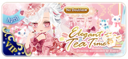 (Display) Elegant Tea Time