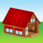 (Farm) Facilities - Log Barn