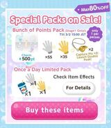 (Packs) Bubbly Bathtime - Special Packs