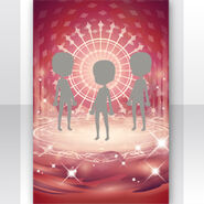 (Show Items) Three Kingdoms Magic Circle Stage Red ver.1