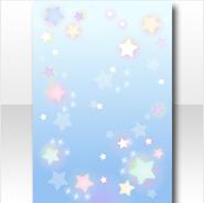 (Wallpaper Profile) Kawaii★Twinkle Star Wallpaper ver.A pink