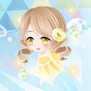 (Characters) Prism Beads - Beads Fairy Topaz