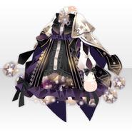 (Tops) Star Celebration Mini Dress ver.A purple