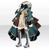 (Tops) Phantom Elegant Witch Style ver.A green
