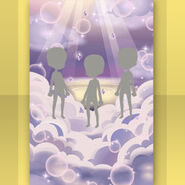 (Show Items) Cloud Sea Leads To Dream World Stage Purple ver.1