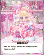 (Story) Dolls Tea Party - Start 5