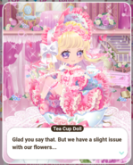 (Story) Dolls Tea Party - Start 9