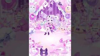 【CocoPPa Play】3 Color Fluffy Filter (Pink)