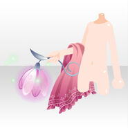 (Hand Accessories) Snow Drop Lamp ver.A pink