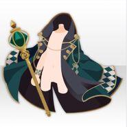 (Outerwear) Circus Master Coat ver.A green