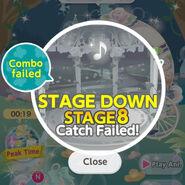 (Stage) Sing! Sing! Sing! - Fail