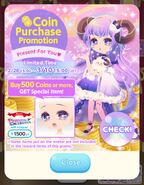 (Image) Coin Purchase Promotion - CocoPPa Play 5th Anniversary Promo 1 1