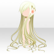 (Hairstyle) Botanical Elf Braided Long Hair ver.A green