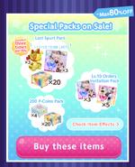 (Packs) Hollow Park - Special Packs 2