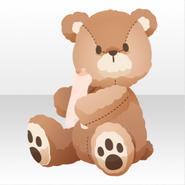 (Avatar Decor) Cute Big Bear Doll ver.A brown
