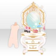 (Avatar Decor) Taisho Modern Dresser ver.A white