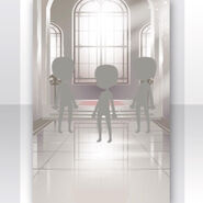 (Show Items) Lighted Ancient Fortress Stage White ver.1