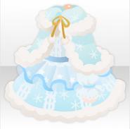 (Tops) Kawaii★Star Cape One-Piece ver.A blue