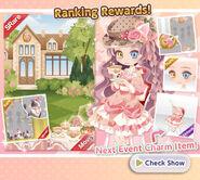 (Banner) Afternoon Tea - Ranking Rewards