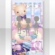 (Show Items) Dolls Tea Party Teddy Bear Dollhouse Stage ver.1