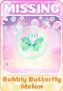 (Characters) Bubbly Bathtime - Bubbly Butterfly Melon