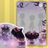 (Show Items) Happy Makeup Girls Powder and Perfume Decor2 Purple ver.1