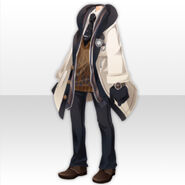 (Tops) Meraviglioso Coat Style ver.A white