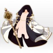 (Outerwear) Circus Master Coat ver.A white