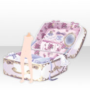 (Body Accessories) Epilogue Doll Suitcase ver.A pink