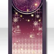 (Wallpaper Profile) Secret Star Poem Wallpaper ver.A purple