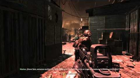 Call of Duty 4 Modern Warfare - Acto 1 Mision 3 El Pantano-0