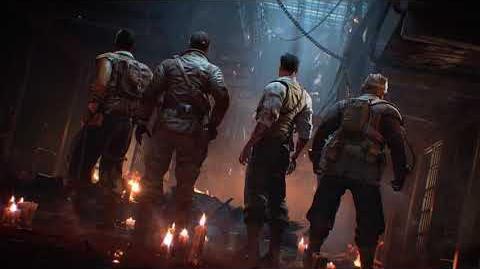 Anuncio oficial de Blood of the Dead para el modo Zombies de Call of Duty® Black Ops 4 ES
