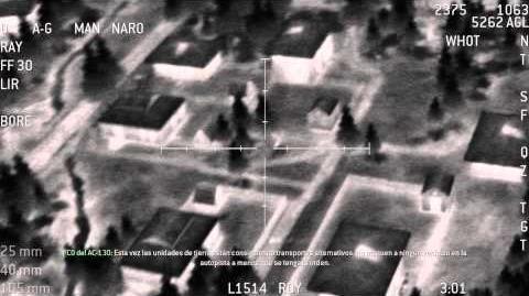 Call of Duty 4 - Modern Warfare - Acto 1 Mision 5 Muerte aerea - Español HD