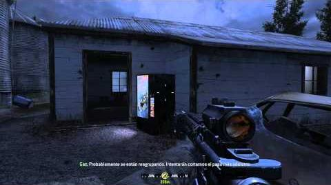 Call of Duty 4 Modern Warfare - Acto 1 Mision 4 Cazado - Español HD