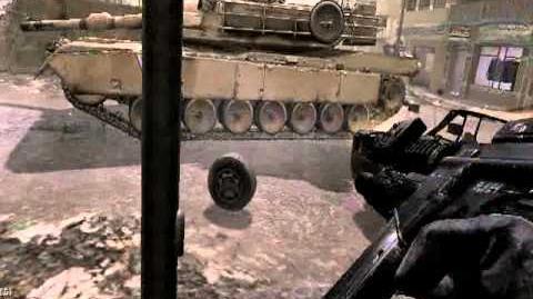 Call Of Duty 4 - Modern Warfare Mission 9 War Pig