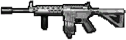 Ícono del HUD de la M4A1 (MW3)