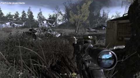 Call of Duty 4 - Modern Warfare - Acto 2 Mision 2 Todos camuflados - Español HD