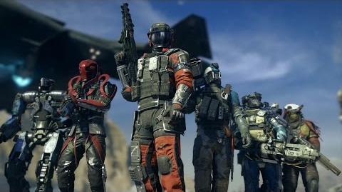 Call of Duty® Infinite Warfare – Trailer de revelación del multijugador