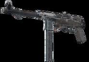 Modelo del MP40 en Proyecto Nova BO