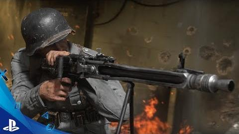 Call of Duty WWII - Tráiler E3 2017 en Español