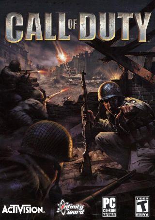 Resultado de imagen para call of duty caratula