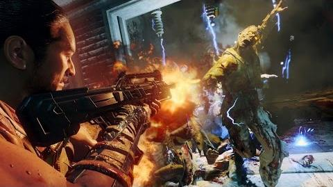 "Call of Duty® Black Ops III - Tráiler oficial gameplay ""The Giant"" Mapa Zombis Bonus ES-0"