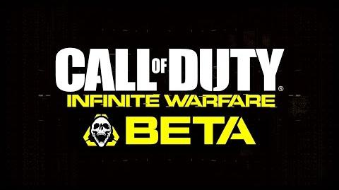Tráiler Oficial Beta Multijugador de Call of Duty® Infinite Warfare
