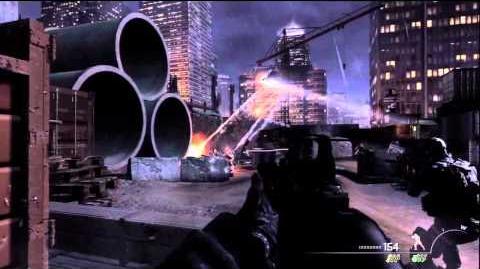 Call of Duty Modern Warfare 3 Campaña ACTO I Capítulo 6 Cuidado con el hueco