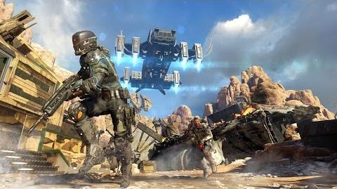 Tráiler oficial de lanzamiento Call of Duty® Black Ops III ES