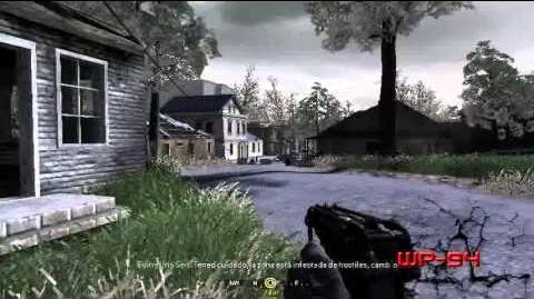 Call Of Duty 4 Modern Warfare Mission 16 The Sins Of The Father