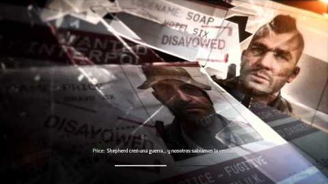 Call of Duty Modern Warfare 3 Prólogo